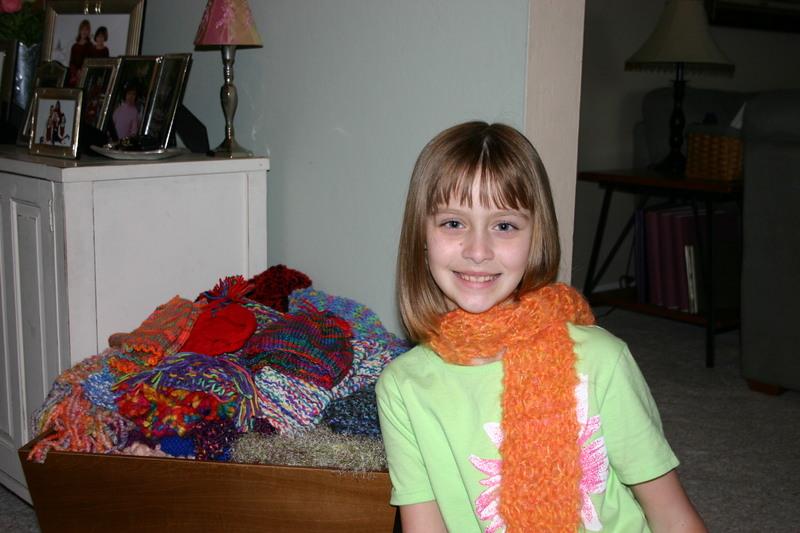 Kelsey Knitting